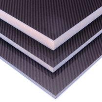 Interior floor sandwich panel / for ship floors / boat decking / PVC foam