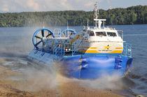 Commercial hovercraft / cargo / passenger