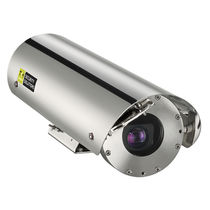 Thermal video camera / CCTV / fixed / stainless steel