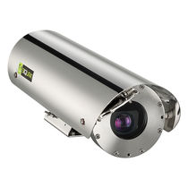 Explosion-proof video camera / low-light / HD / fixed