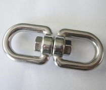 Double eye swivel / multi-function / for sailboats