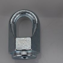 Eye nut / galvanized