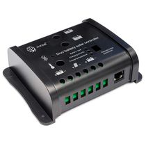 Solar panel charge controller / boat