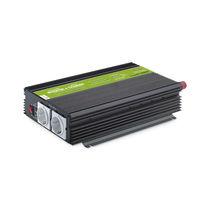 Voltage inverter-charger / marine / battery