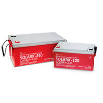 12V deep-cycle battery / AGM / marine