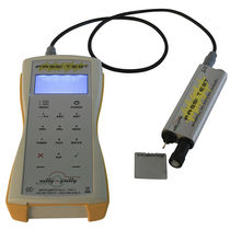 Stainless steel passivation tester