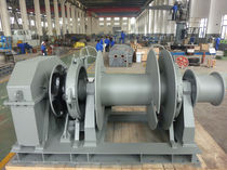 Ship winch / mooring / anchor / hydroelectric
