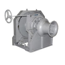 Tugboat winch / anchor / hydroelectric