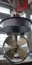 Azimuth thruster / for ships