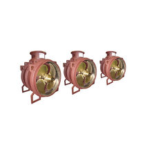 Azimuth thruster / for ships / diesel engine / Z-drive