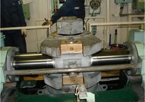 Ship steering gear system / electric