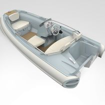 Outboard inflatable boat / RIB / yacht tender