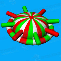 Spinner water toy / inflatable