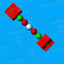 Buoy water toy / balance beam / runway / water balls