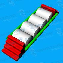 Mattress water toy / balance beam / runway / pillow