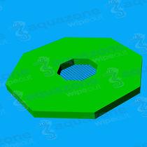 Mattress water toy / platform / island / runway