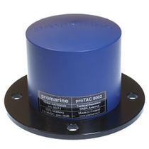 GPS antenna / for boats / vertical