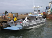 Inboard landing craft / aluminum