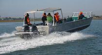 Outboard landing craft / aluminum