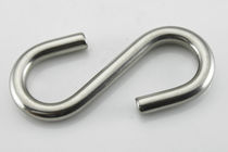 Sailboat hook / S-shape / for lashing chains