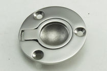 Boat handle / flush / stainless steel