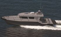 Inboard patrol boat / aluminum