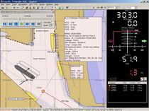 Navigation software / analysis / recording / AIS