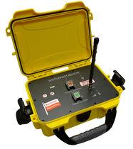 Mooring portable pilot unit / positioning / monitoring