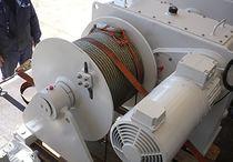 Ship winch / towing / anchor / hydraulic drive