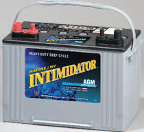 AGM marine battery INTIMIDATOR&reg; East Penn