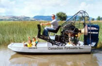 air-boat 14' X 7' Canadian Airboats