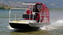 air-boat DELUXE 19' APACHE Canadian Airboats