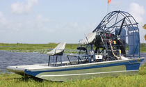 air-boat (aluminium)  Diamond Back Airboats