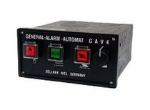 alarm monitoring and control panel for ships GAV 4.3 ZÖLLNER