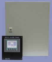 alarm monitoring and control panel for yachts and ships MINI IMACS Totem Plus