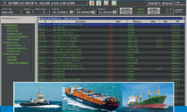 alarm system for ships MOS 2200 SAM Electronics