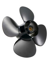 aluminium boat propeller (4 blades, heavy duty) HIGH THRUST SOLAS Propellers