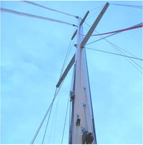 aluminium sailboat mast for sailing-yachts  Yachttech