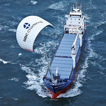 auxiliary propulsion system for ships (towing kite) SKYSAILS SkySails GmbH & Co. KG