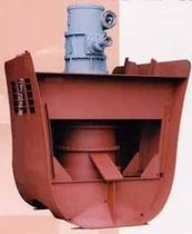 azimuth thruster for ships (flush mounted) PUMPJET AMS Thrusters