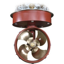 azimuth thruster for ships : Z-drive FPP SERIES (735 -> 2206 KW) Niigata Power Systems