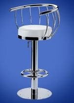 bar stool for yachts and ships (round base) PEDESTAL 1 Aritex