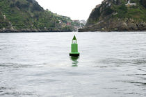 beacon buoy (high seas, with signalling light) A800 Balizamar