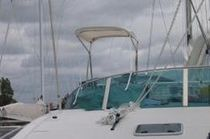 bimini top for catamarans  T-Top S.A.S. - Style in Boat