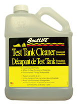 biodegradable boat cleaner TEST TANK Life Industries Corp.