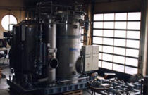 biological waste water treatment system for ships STKS 250 MARTIN Systems