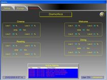 boat automation software DOMOTICA Marine Automation