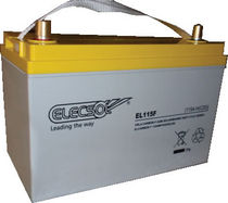 boat battery deep cycle EL115F (1000 -&gt; 2500 W) Elecsol