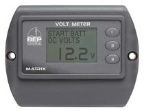 boat bilge monitoring and control panel (with alarm) 600-VM3 BEP Marine