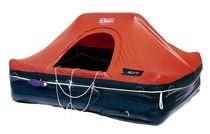 boat blue water liferaft SIL Eurovinil